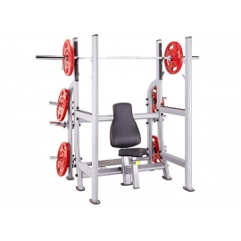 Steelflex Olympic Military Bench NOMB