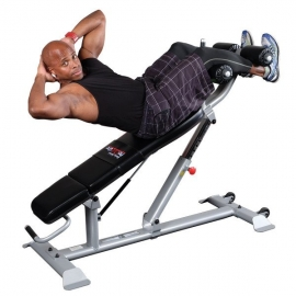 Body-Solid Pro Clubline Ab Bench SAB500