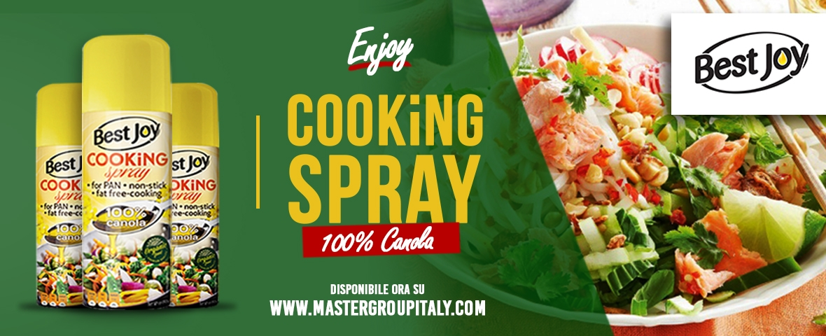Best joi Cooking Spray - 100% canula