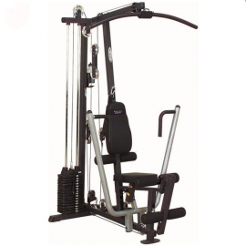 Body-Solid Inverted Press Arm 75kg Stack Gym G1S