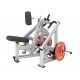 Steelflex Seated Row Machine PLSR - Silver