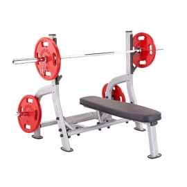 Steelflex Olympic Flat Bench NOFB