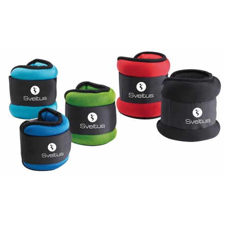 Sveltus Weighted Cuffs 0,75Kg