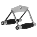 Body-Solid Pro-Grip Seated Row/Chin Bar MB502RG