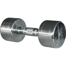 Body-Solid Bodytrading Chrome Dumbbells CHDU