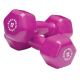 Body-Solid Vynil Dumbbells Kg/Paio BSTVD