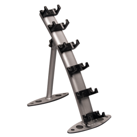 Body-Solid Vinyl Dumbbell Rack GDR10