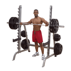 Body-Solid Multi-Press Rack GPR370