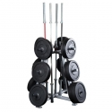 Body-Solid Pro Clubline Weight Tree SWT1000