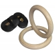 Master Group Gym Ring Wood MG806GRW