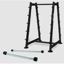 Bars Rack for 10 barbells 84