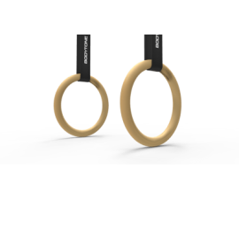Bodytone Wood Rings CA22