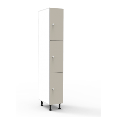 Bodytone 3 Doors Lockers MT3
