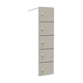 Bodytone 5 Doors Pigeonhole MC5