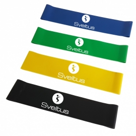 Sveltus Aerobic latex bands SV0556