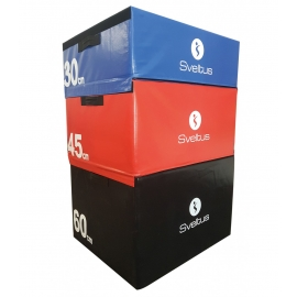 Sveltus Set Plyobox in schiuma 30/45/60cm SV4605