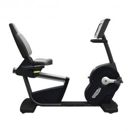Technogym Bike New Recline 700 Visio Web Black Mat (USATO)
