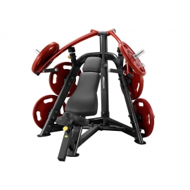 Steelflex Incline Chest Press Machine PLIP