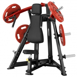 Steelflex Shoulder Press Machine PLSP - Black