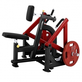 Steelflex Seated Row Machine PLSR - Black