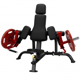 Steelflex Triceps Extension Machine PLTE - Black