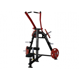 Steelflex Lat Pulldown Machine PLLA - Black