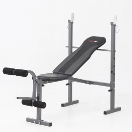Everfit Panca con Supporto Bilanciere WBK-500