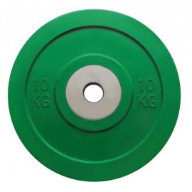 Toorx Disco Bumper Competition Verde 10kg DBC-10
