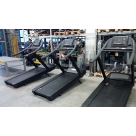 Tapis Roulant Technogym Run Jog Now - 700 Excite - Colorazione Matt Black (Ricondizionato)